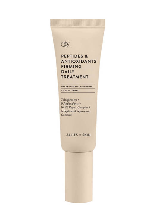 PEPTIDES ANTIOXIDANTS FIRMING DAILY TREATMENT