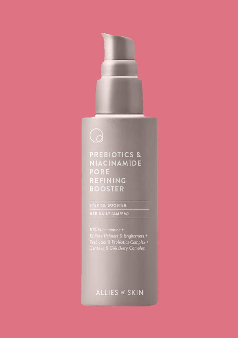Prebiotics & Niacinamide Pore Refining Booster